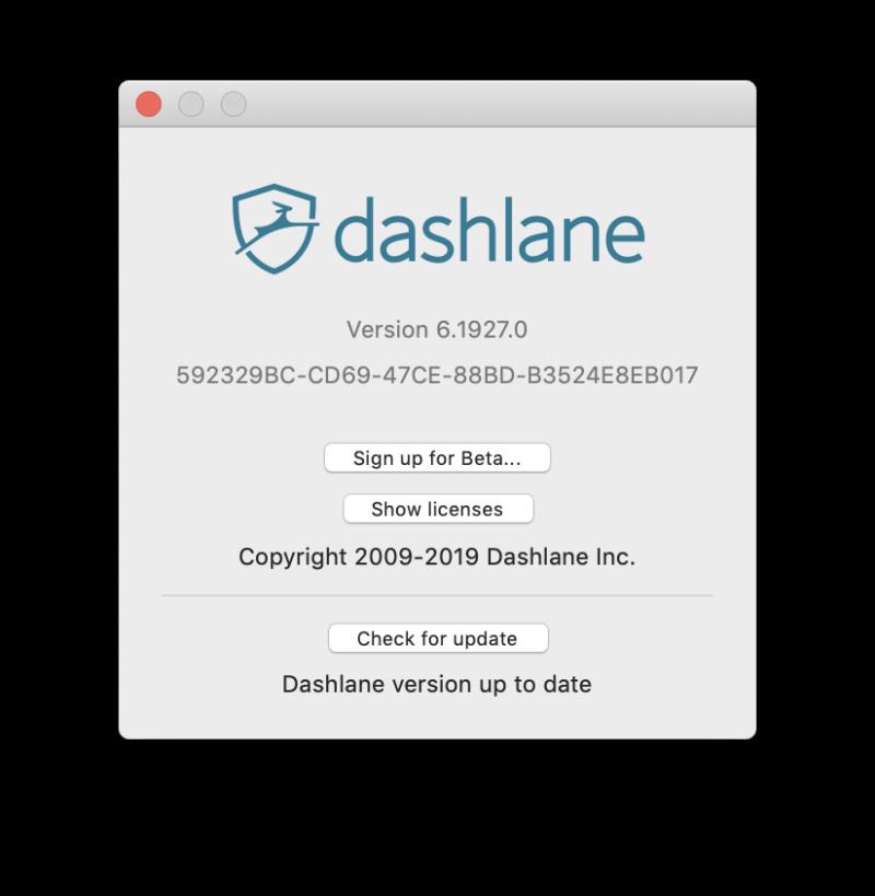 Dashlane26