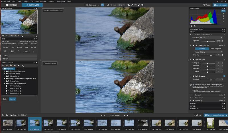 Canon Digital Photo Professional Vs Adobe Camera Raw For Mac
