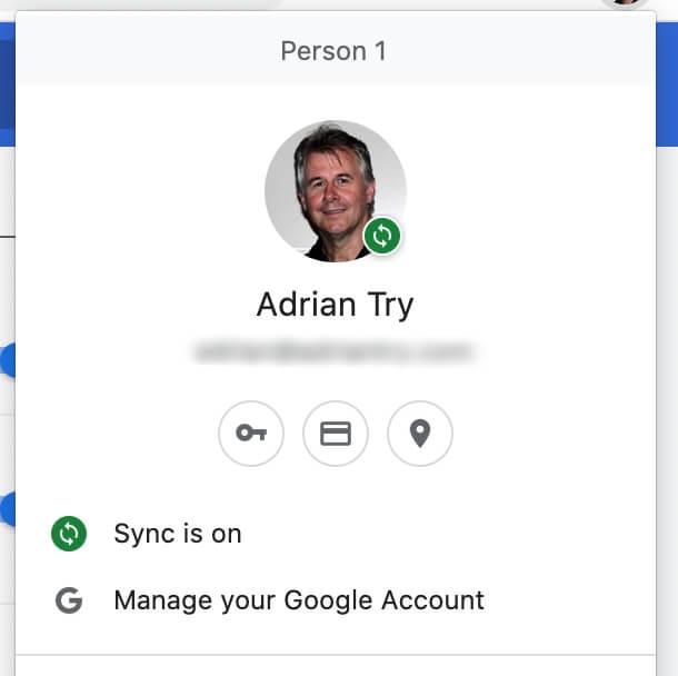 Google-Password 2