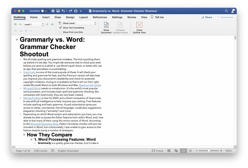 Scrivener-Word11