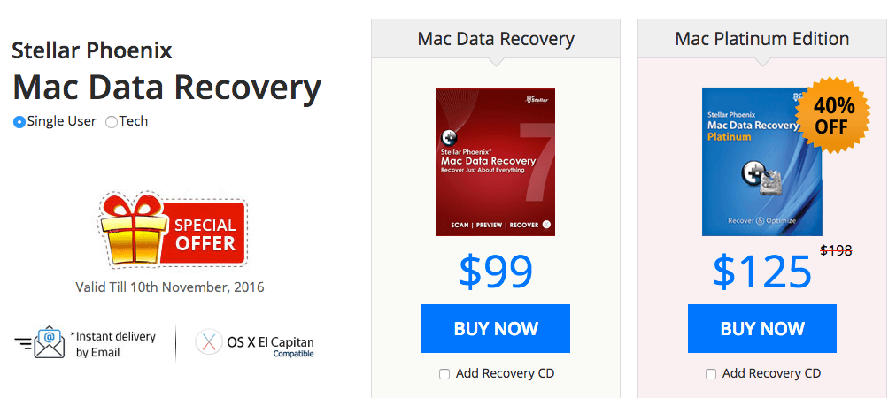 stellar phoenix mac data recovery review does it really work