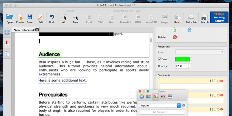 Able2Extract Professional Review: The Best Way to Convert PDFs