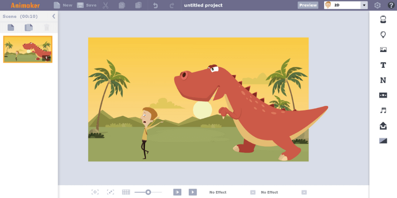 Animaker Review 2019: A Simple Web-based DIY Animation Tool