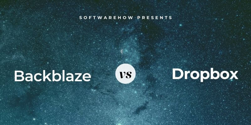 backblaze vs dropbox
