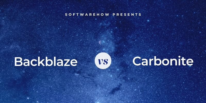backblaze vs carbonite