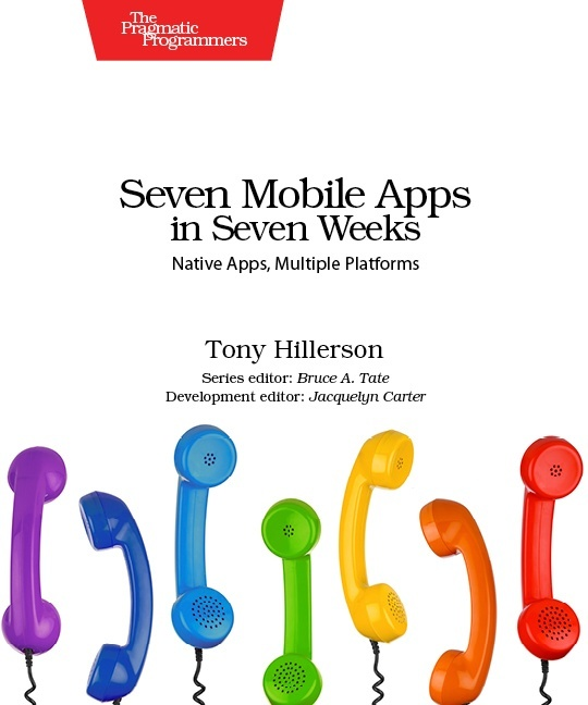 book cover 7MobileAppsIn7Weeks