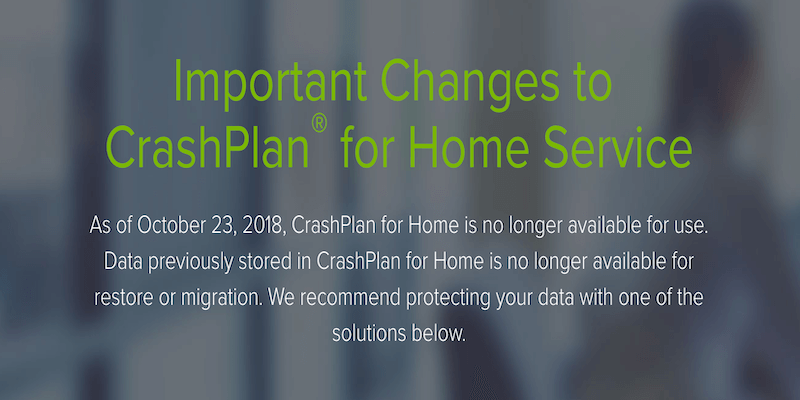 7 CrashPlan Alternatives for Home Offices