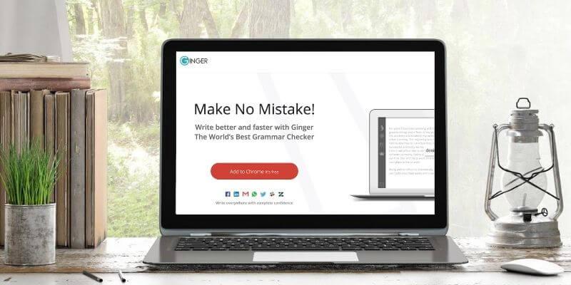 Ginger Grammar Checker Review