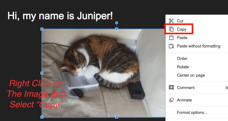 how to open google slides on a website