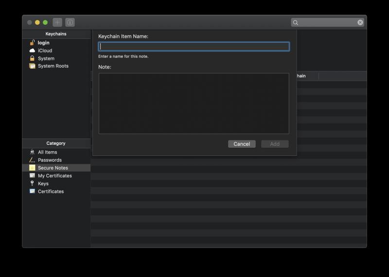 iCloud-Keychain 9