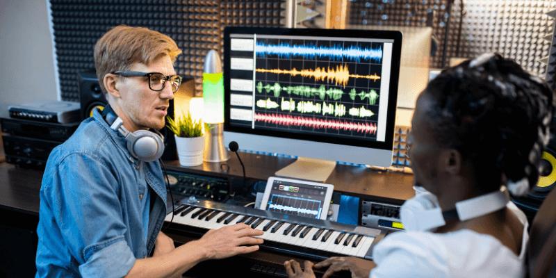 mac computer music production