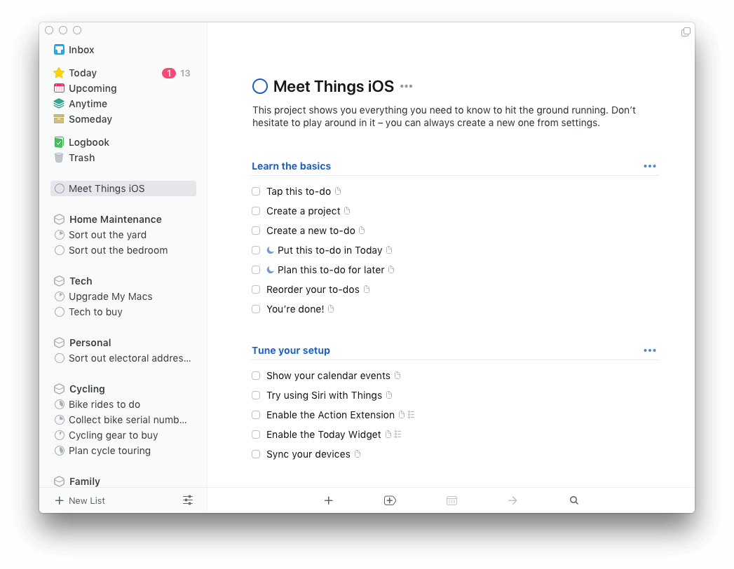 The Best To Do List Apps For Mac In 2018 Unbiased Reviews