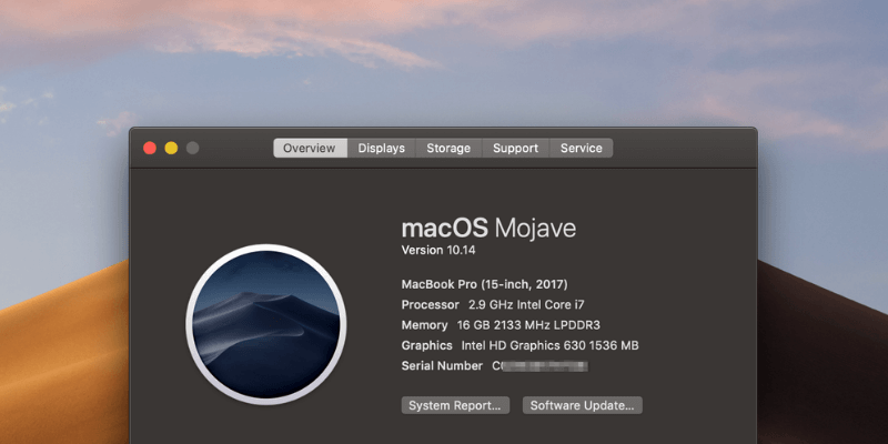 7 macOS Mojave Slow Performance Issues (And How to Fix Them)