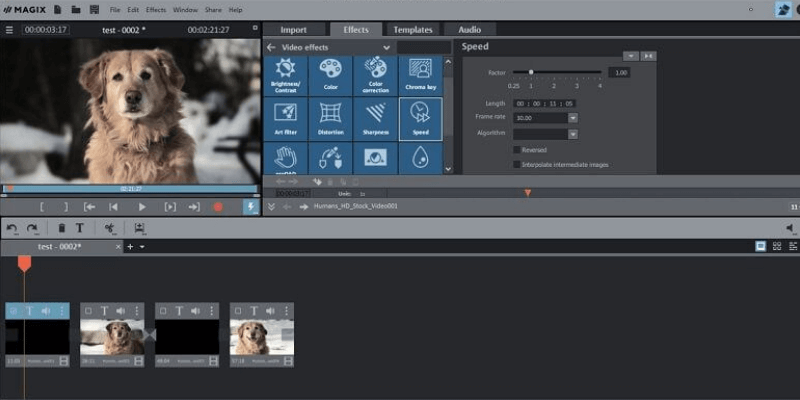 MAGIX Movie Edit Pro Review