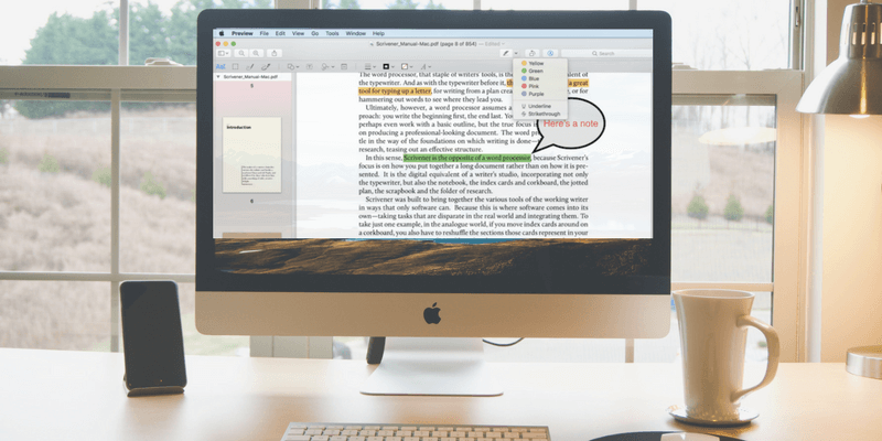 10 Best PDF Apps for macOS 10.14