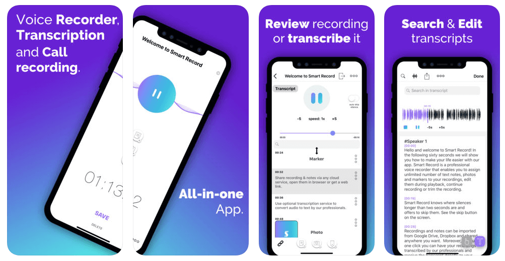 the best voice recording software and apps unbiased reviews