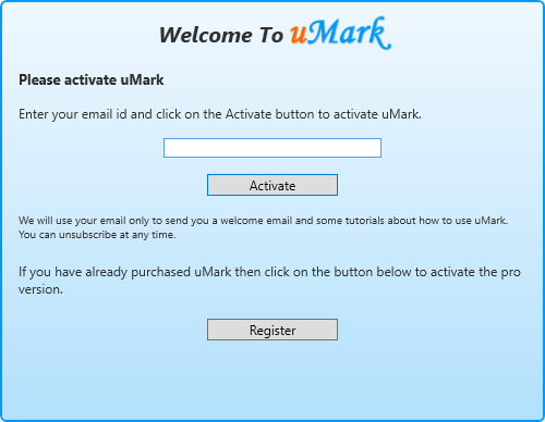 Activation Code For Visual Watermark