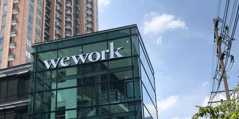 WeWork Suthi Building Thailand
